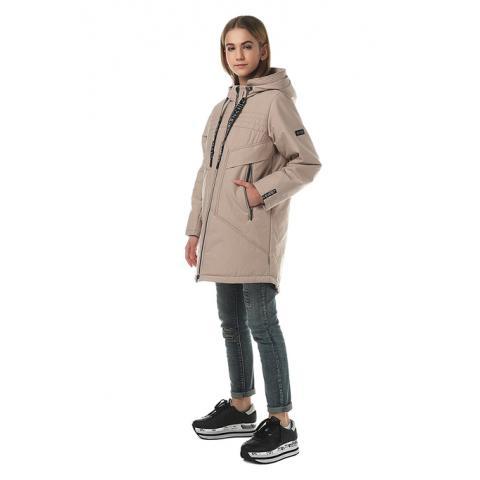 ALPEX новая коллекция куртка межсезонная КМ 1144 беж.
