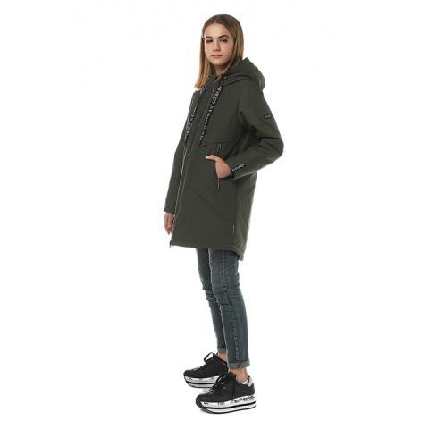 ALPEX новая коллекция куртка межсезонная КМ 1144 хаки.
