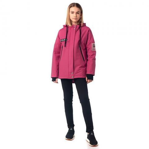 ALPEX новая коллекция куртка межсезонная КМ 1139 бру.