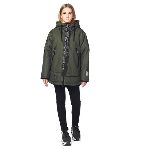 ALPEX новая коллекция куртка КД 1156 хаки.