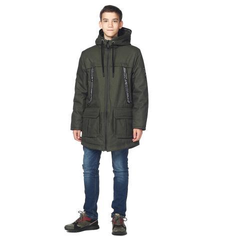 ALPEX новая коллекция куртка КД 1153 хаки.
