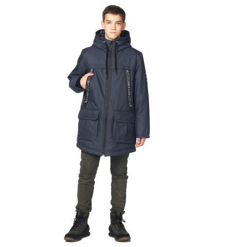 ALPEX новая коллекция куртка КД 1153 син.