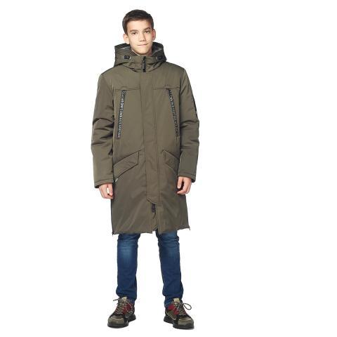 ALPEX новая коллекция куртка КД 1149 хаки.