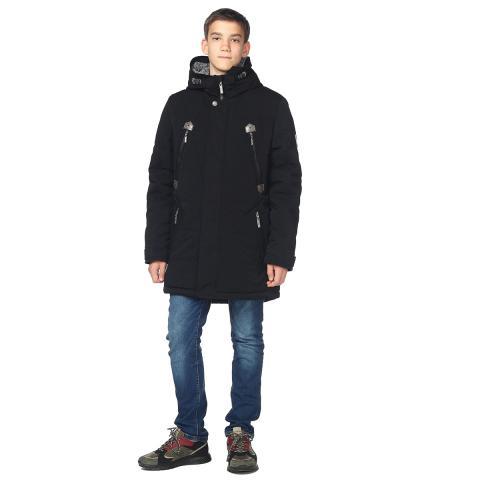 ALPEX новая коллекция куртка КД 1160 черн.