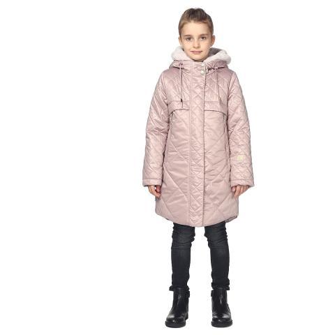 ALPEX новая коллекция пальто ПД 1150 роз.