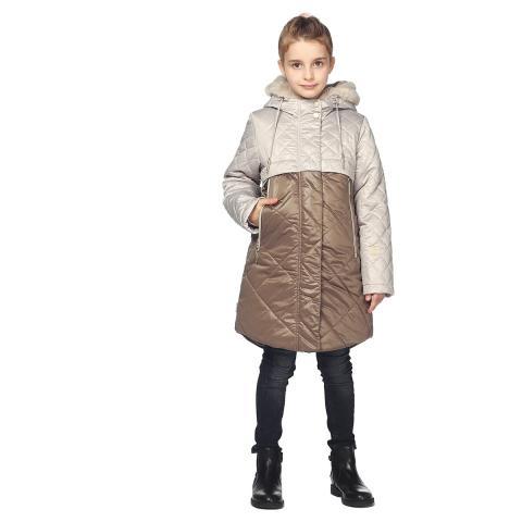 ALPEX новая коллекция пальто ПД 1150 хаки.