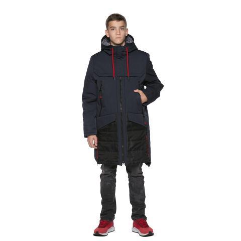 ALPEX новая коллекция куртка КД 1146 син.