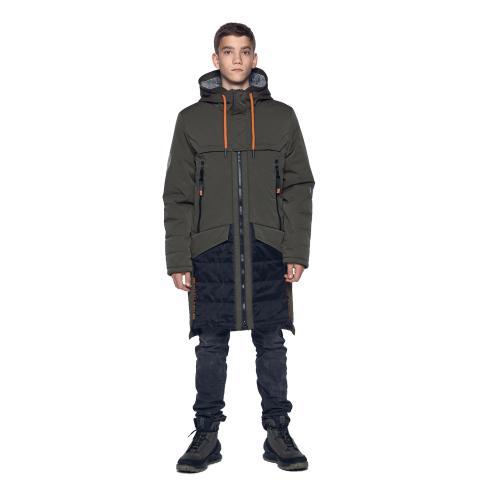 ALPEX новая коллекция куртка КД 1146 хаки.