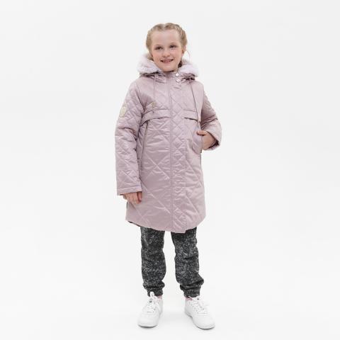 ALPEX новая коллекция пальто ПД 1170 беж.