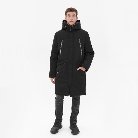 ALPEX новая коллекция куртка КД 1165 чер.