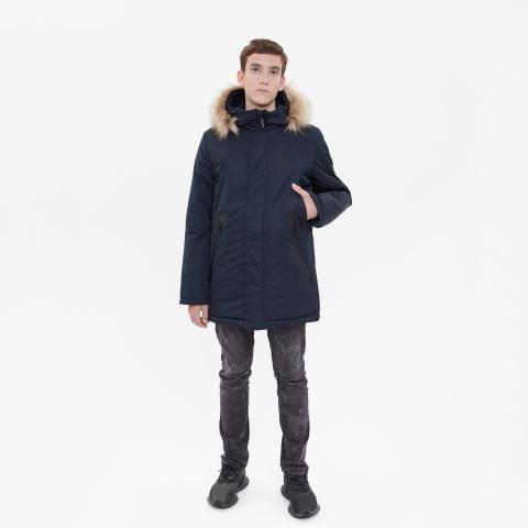 ALPEX новая коллекция куртка КД 1205 син.