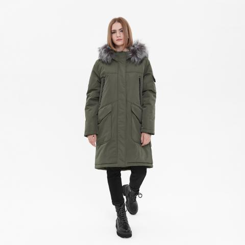 ALPEX новая коллекция куртка КД 1178 хаки.