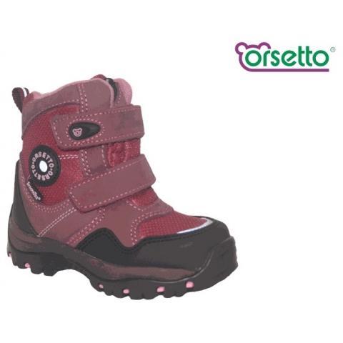 GRISPORT ОСЕНЬ-ЗИМА детская обувь 9816 Бордо.