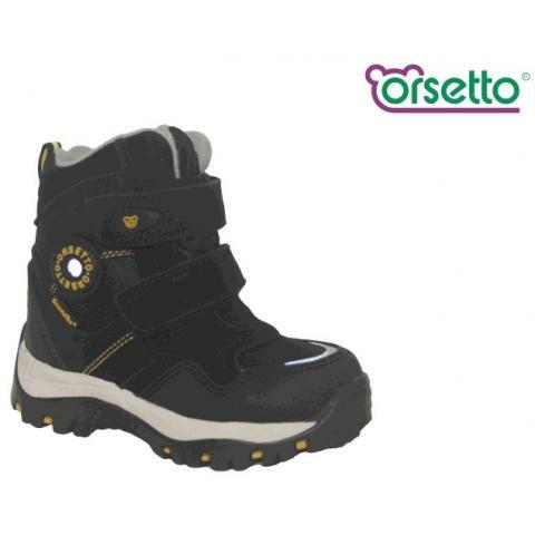 GRISPORT ОСЕНЬ-ЗИМА детская обувь 9816 Черный.