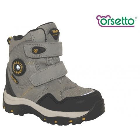GRISPORT ОСЕНЬ-ЗИМА детская обувь 9816 Серый.