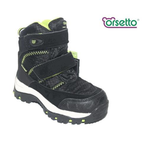 GRISPORT ОСЕНЬ-ЗИМА детская обувь 9812 Черный.