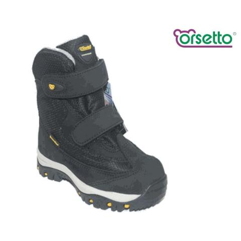 GRISPORT ОСЕНЬ-ЗИМА детская обувь 9808 Черный.