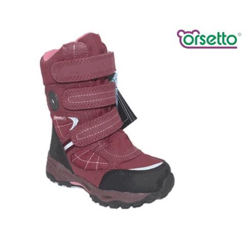 GRISPORT ОСЕНЬ-ЗИМА детская обувь 9802 Бордо.