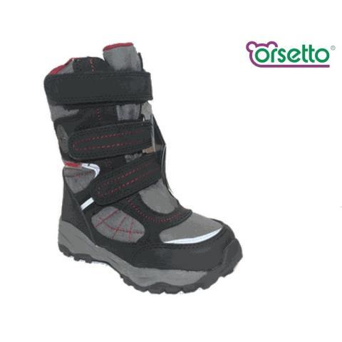 GRISPORT ОСЕНЬ-ЗИМА детская обувь 9802 Черный.