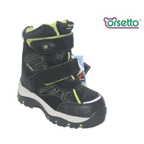 GRISPORT ОСЕНЬ-ЗИМА детская обувь 9811 Черный.
