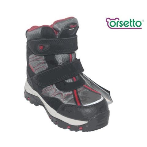 GRISPORT ОСЕНЬ-ЗИМА детская обувь 9811 Серый.